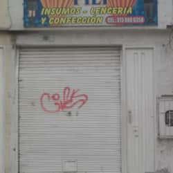 Cortinas y Uniformes Pili en Bogotá