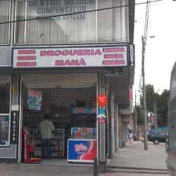 Droguería Maná en Bogotá
