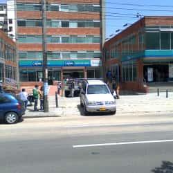 Centro de Atención en Salud Cafam Calle 48 en Bogotá