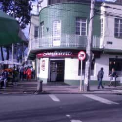Cafetería Santelmo en Bogotá
