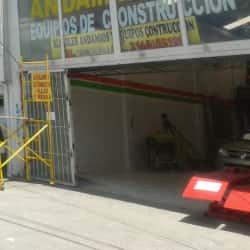 Alquiler Andamios Ya en Bogotá