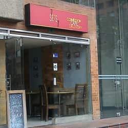 7 Seis 7 Comedor Café Delivery en Bogotá