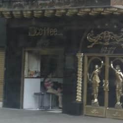 Coffe en Bogotá