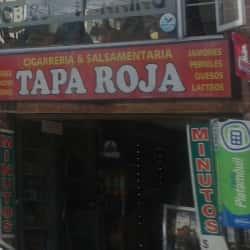 Cigarrería Tapa Roja en Bogotá