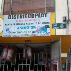 Distriecoplat en Bogotá