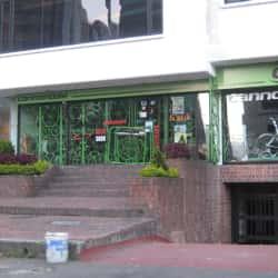 Bikexperts Cannondale en Bogotá