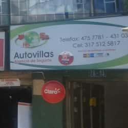 Autovillas Agencia de Seguros en Bogotá