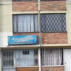 Angelik Peluquería Calle 132D en Bogotá