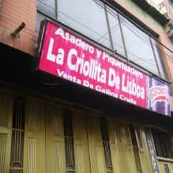 Asadero y Piqueteadero La Criollita de Lisboa en Bogotá