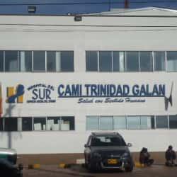 CAMI Trinidad Galán  en Bogotá