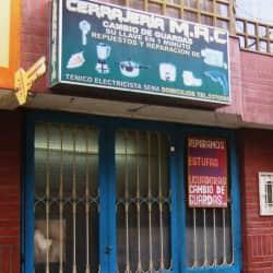 Cerrajería M.A.C en Bogotá