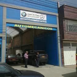 Autos de Clase en Bogotá