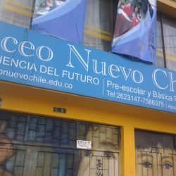 Liceo Nuevo Chile en Bogotá