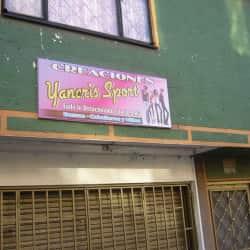 Creaciones Yancris Sport en Bogotá