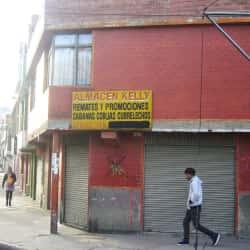 Almacén Kelly en Bogotá