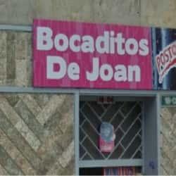 Bocaditos de Joan en Bogotá