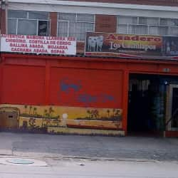 Asadero Los Cachilapos en Bogotá