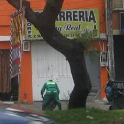 Cigarrería Real en Bogotá