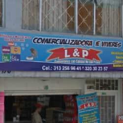 Comercializadora De Víveres L & P en Bogotá