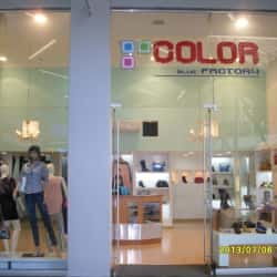 Color Blue Factory Portal 80 en Bogotá