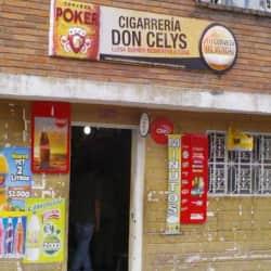 Cigarrería Don Celys en Bogotá