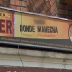 Donde Mahecha en Bogotá