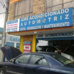Airescol en Bogotá