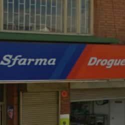 Droguería Sfarma Avenida Chile en Bogotá