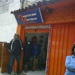 American Vintage en Bogotá