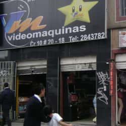 Videomaquinas en Bogotá