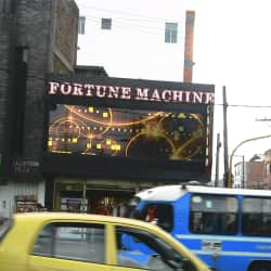 Fortune Machine en Bogotá
