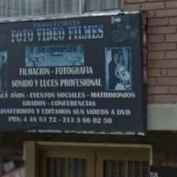 Foto Vídeo Filmes en Bogotá