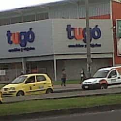 Tugó Calle 80 en Bogotá