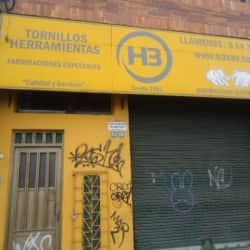 Tornillos Herramientas HB en Bogotá