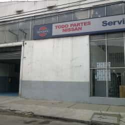 Todo Partes Nissan en Bogotá