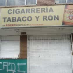Cigarrería Tabaco y Ron en Bogotá