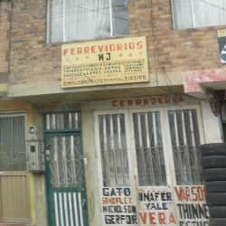 Ferrevidrios WJ en Bogotá
