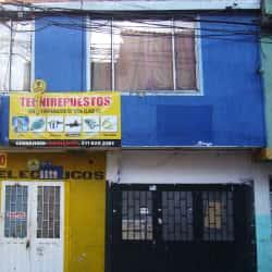 Tecnirepuestos en Bogotá