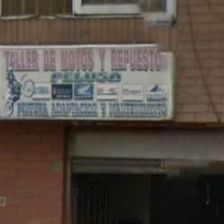 Taller de Motos y Repuestos en Bogotá