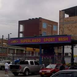 Supermercado Sport Was en Bogotá