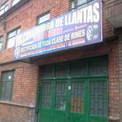 Vulcanizadora de Llantas Eder en Bogotá