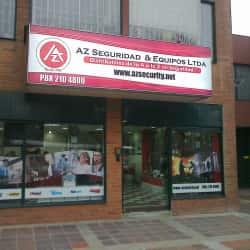 AZ Seguridad & Equipos Ltda. en Bogotá