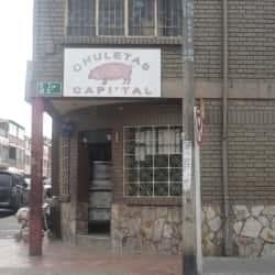 Chuletas Capital en Bogotá