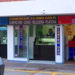 Comercial Cedro Gold en Bogotá