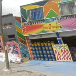 Fábrica De Pinturas Pintu Omega en Bogotá