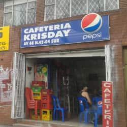 Cafetería Krisday en Bogotá