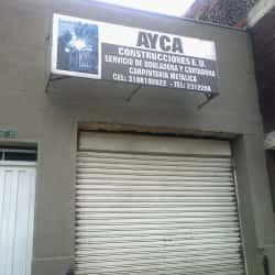 Ayca Construcciones EU en Bogotá