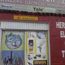 Ferricenter De La 24 en Bogotá