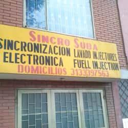 Sincro Suba en Bogotá
