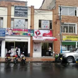 Servigraficas en Bogotá